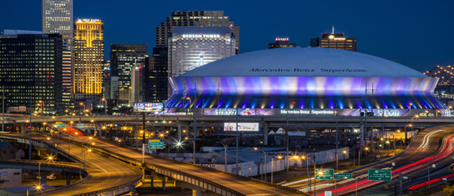 New Orleans'ABC Superdome